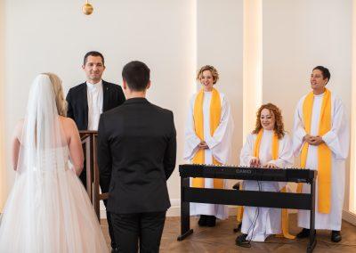 Gospel esküvő
